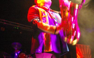 Scheuren of zwoele warmte: Dr. Faustus op saxofoon!