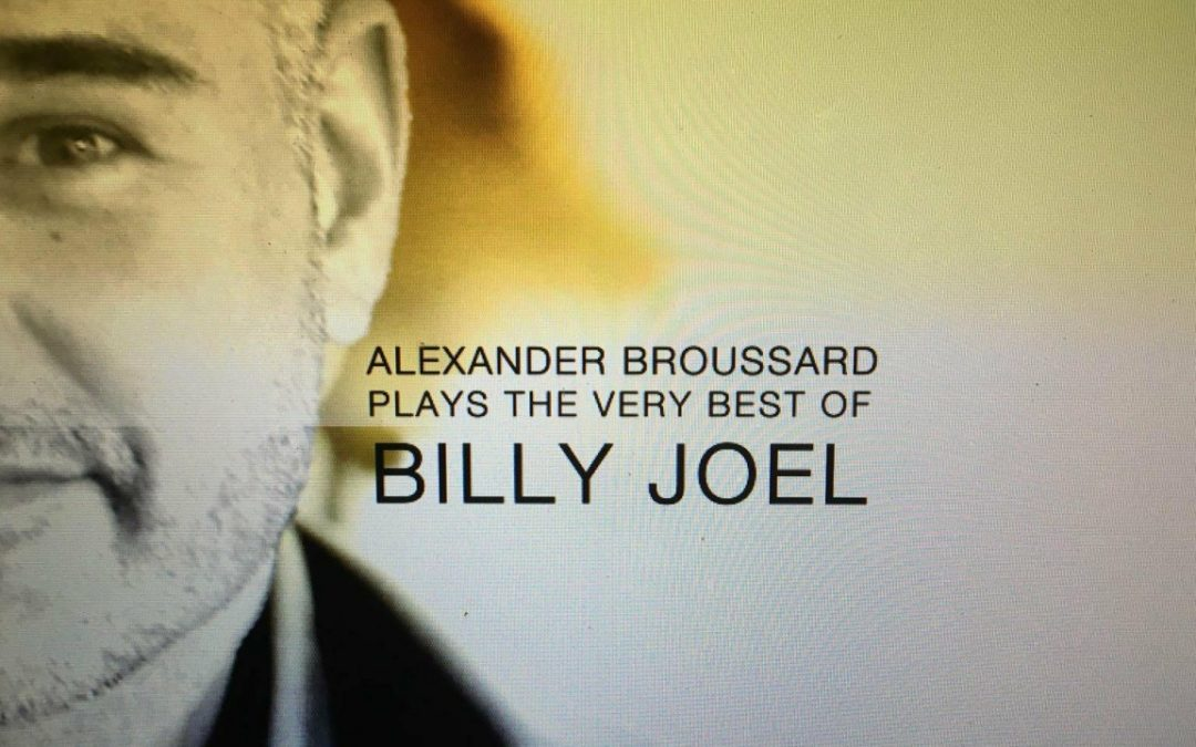 """The Billy Joel Experience"" komt eraan! 17/05/'18"