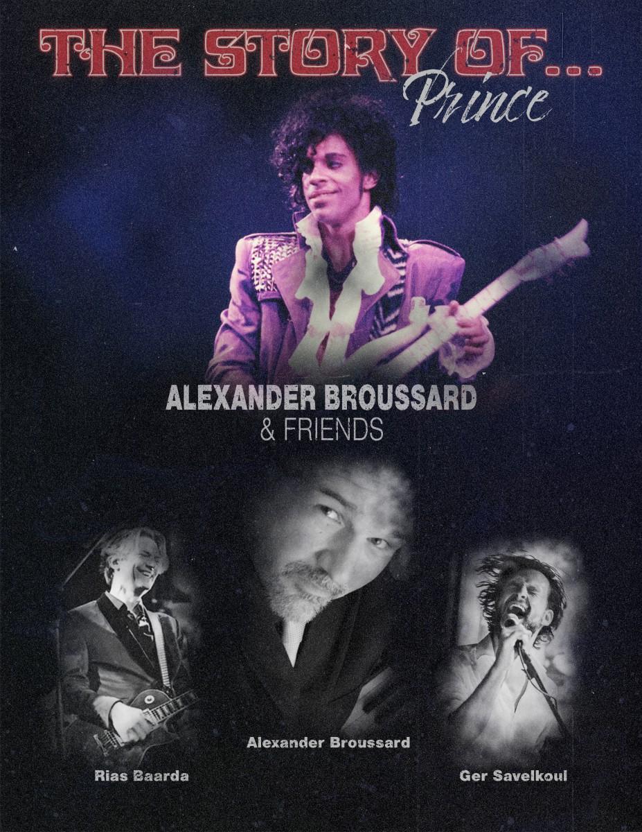 Prince Flyer Portrait